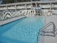 Oceanside Fiberglass Pool in Washington, DC